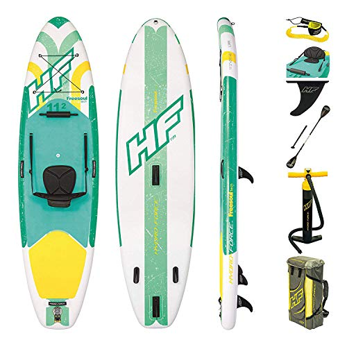 Bestway Freesoul Tech 65310 - Tabla inflable de paddle surf con remo...