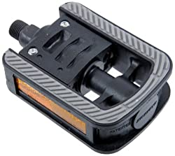 Btwin Mtb-Foldable Pedals, Adult, Senior