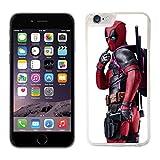 Deadpool Film Schutzhülle für iPhone 6/6S Cover Hard Schutz (6) für Apple i Handy