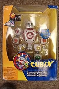 Cubix Programmable Robot Amazon Co Uk Toys Amp Games