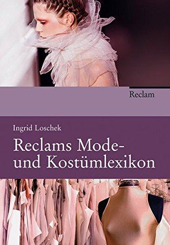 Reclams Mode- und (Und Mode Kostüme)