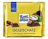 Ritter Sport 250 g Goldschatz Tafelschokolade