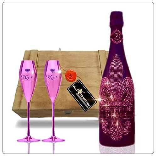 d-rock-champan-rosado-de-lujo-con-mas-de-1000-armand-blanqueado-joyas-cristales-incluyendo-2-copas-d