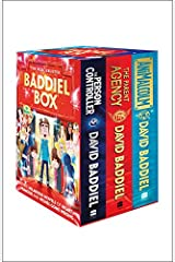 The Blockbuster Baddiel Box (The Parent Agency, The Person Controller, AniMalcolm) Paperback