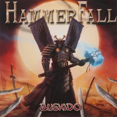 HAMMERFALL, Bushido BLACK VINYL - 7