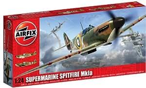 Airfix - A12001A - Maquette - Spitfire Mk 1A - Echelle 1:24