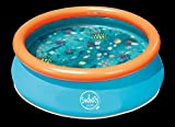 Swing 3D Pool 305 x 76 cm Abenteuer Fast Set Pool mit 3D-Druck und 3D-Schwimmbrillen