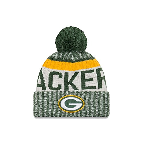 New Era NFL Green Bay Packers Herren Strickmütze Mehrfarbig, MULTI, size_name_copy_2/3 -