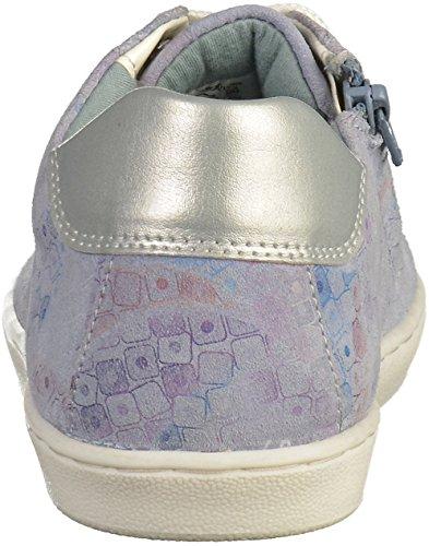 s.Oliver 43200, Baskets Basses Fille lightBleu