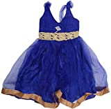 Kanchoo Girls' Short Frock (BSKF040_3-4 ...