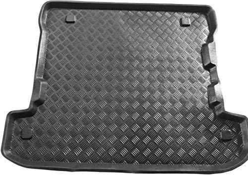 Protezione Bagagliaio Mitsubishi Pajero/Montero (2006 - Adesso) - Wagon - Re dei Tappetini