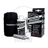TERRA-S Reifenpannenset - Typ 'Moto-Kit' für alle motorisierten Zweiräder