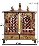 #7: Jodhpur Handicrafts Home Temple/ Wooden Temple/ Pooja Mandir/ Mandap/ Temple for Home