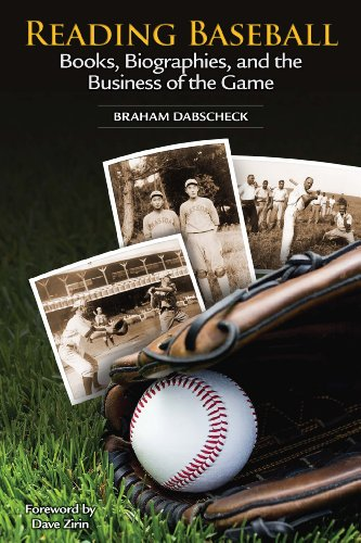 Reading Baseball por Braham Dabscheck