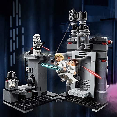 LEGO Star Wars - L'évasion de l'Étoile de la Mort - 75229 - Jeu de construction