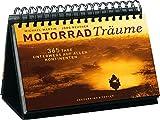 Mit dem Motorrad um die Welt - Dieser Tischaufsteller führt als Dauerkalender in 365 Bildern durchs Jahr. Eine faszinierende Weltreise in Bildern, die ... allen Wüsten und den Polargebieten der Erde - Michael Martin