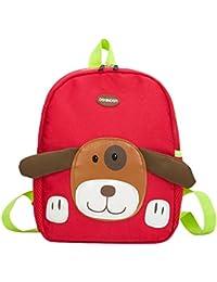 Preisvergleich für Kinder-Rucksack mit Brustgurt für 1-5 jährige Jungen und Mädchen im Kindergarten oder Kita der Kleine Freund,WINWINTOM...