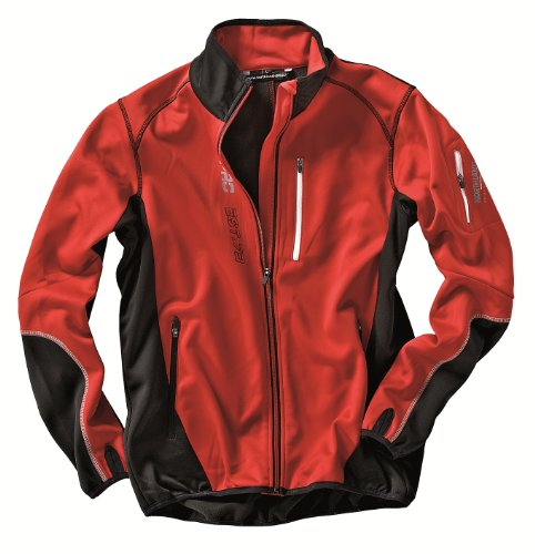 Northland Herren Jacke Pro Stretch Hakon Red/ Black