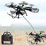 Hanbaili X6S High Speed RC Quadcopter Drohne ohne Kamera, 3D Tumbling Höhe halten Drohne mit Headless Modus für Kinder