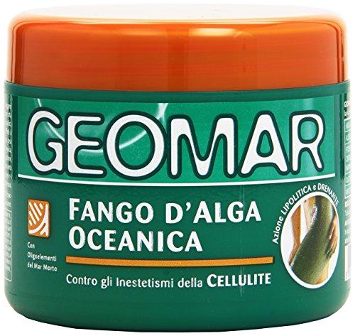 Geomar - Fango d\'Alga Oceanica, Contro gli Inestetisimi della Cellulita - 650 g