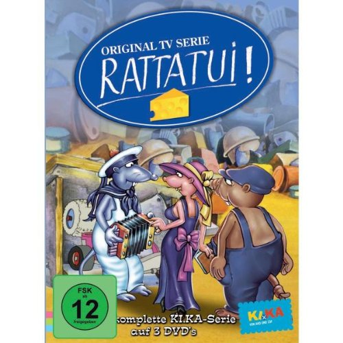Rattatui! (3 DVDs)
