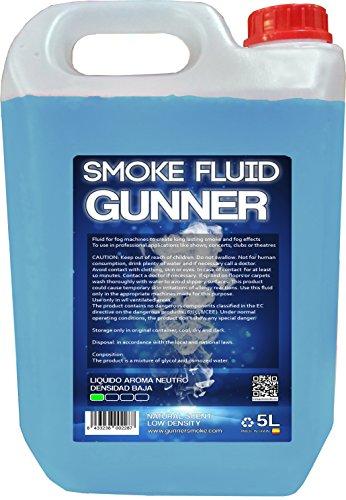 (Nebelfluid fine dichte neutral duft (Fluid für Nebelmaschine - Nebelflüssigkeit))