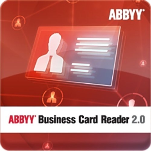 ABBYY Business Card Reader 2.0 for Windows [Download]