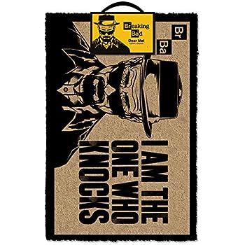 Lasgo Breaking Bad Zerbino I Am The One Who Knocks, Acrilico, 50 x 65 cm