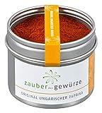 Zauber der Gewürze Original Ungarischer Paprika delikatess, 55g