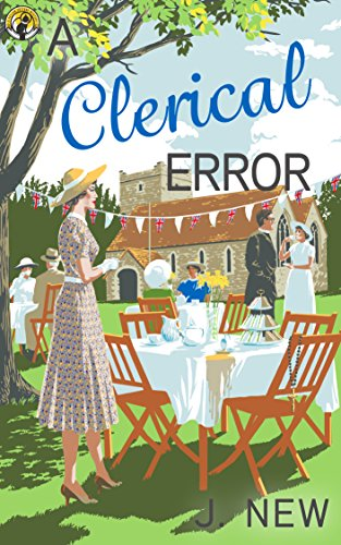 A Clerical Error (The Yellow Cottage Vintage Mysteries Book 3) by [New, J.]