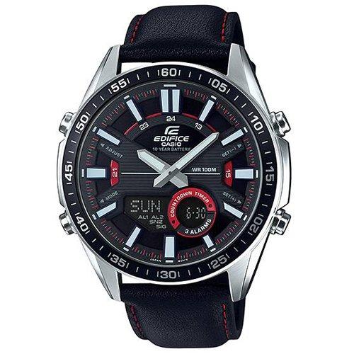 EDIFICE Herren-Armbanduhr EFV-C100L-1AVEF