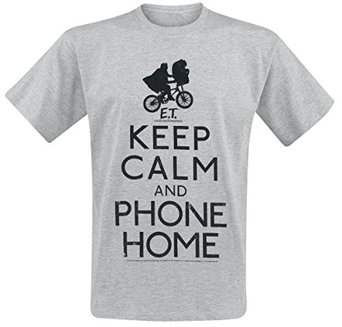 Keep Calm and Phone Home