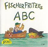 Fischer Fritzes Abc - Ein Pixi-Buch 1187 - Einzeltitel aus Pixi-Serie 138 (aus Kassette)