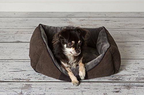 Scruffs 1166 Chester Hunde Bett, M, grau - 3