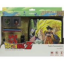 Pack d?accessoires Dragon Ball Z pour Nintendo 2Ds (Saiyan)