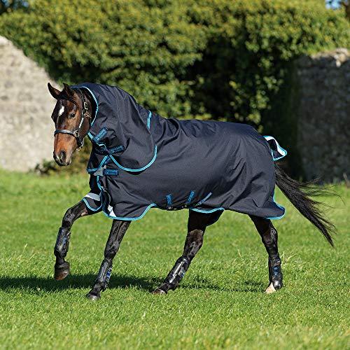Horseware Amigo Bravo 12 Plus Bundle 50g Decke +100 & 300g Liner + Halsteil Disc (140) -