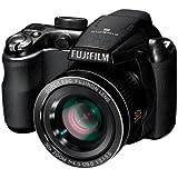 """Fujifilm FinePix S4000 - Cámara compacta de 14 Mp (pantalla de 3.0"""", zoom óptico 30x, estabilizador de imagen óptico) color negro"""