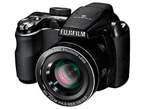 Fujifilm FinePix S4000HD Digital Camera - (14MP, 30x Optical Zoom) 3-inch LCD