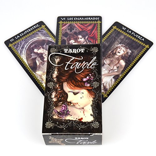 Tarot Favole (78 cartas)