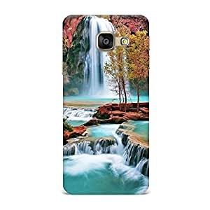 Samsung A5 2016 Case, Samsung A5 2016 Hard Protective SLIM Printed Cover [Shock Resistant Hard Back Cover Case] Designer Printed Case for Samsung A5 2016 -44M-MP2860