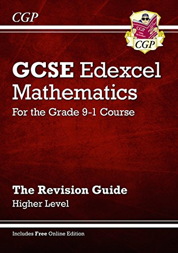 New GCSE Maths Edexcel Revision Guide: Higher - for the Grade 9-1 Course (with Online Edition) Test