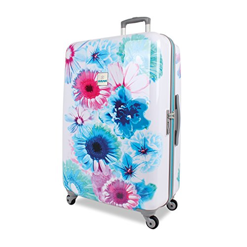 SUITSUIT Valise Multicolore Pink, blue, white 24 inch medium