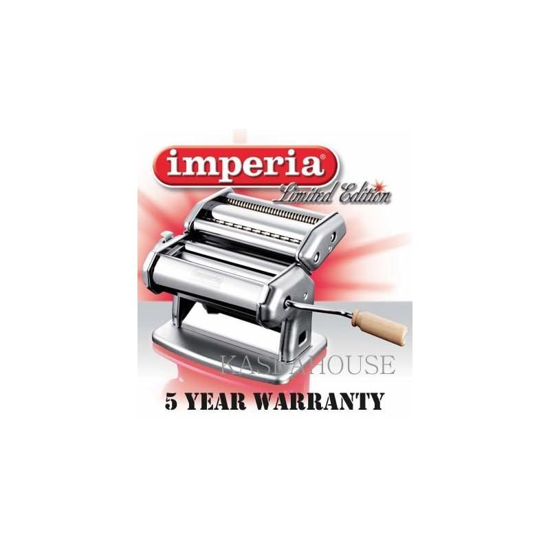 G S D Haushaltsgerte Code 110 Nudelmaschine Imperia Limited Edition