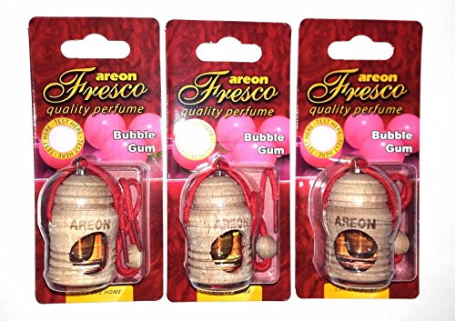 3-x-areon-fresco-bubble-gum-de-voiture-aroma-parfum-arbre-desodorisant-home-office