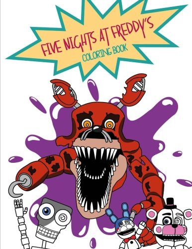 Five Nights at Freddy's Coloring Book