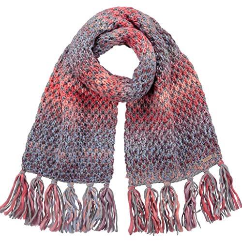 Barts Damen Nicole Schal, Rot (Coral 11), 75 (Herstellergröße: 3) (Barts Schal)