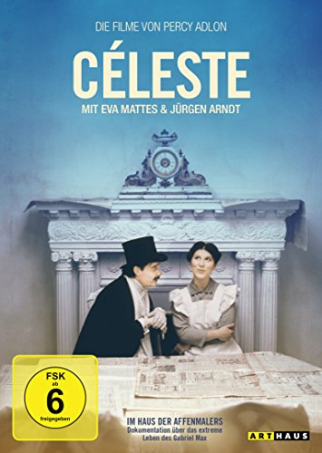 Celeste - Die Filme von Percy Adlon [Edizione: Germania]