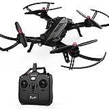 DROCON Drone B6 Helicoptère télécommandé 1800KV 2.4GHz 6 Axes Gyroscope 3D FLIPS ET ROLLS Rapide
