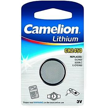 Camelion CR2450-BP1 Single-use Battery Lithium 3 V: Amazon