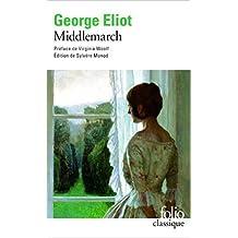 Middlemarch de George Eliot,Virginia Woolf (Préface),Sylvère Monod (Traduction) ( 8 décembre 2005 )